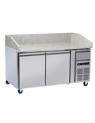 Blizzard BPB1500 2 Door Pizza Prep Counter 428L